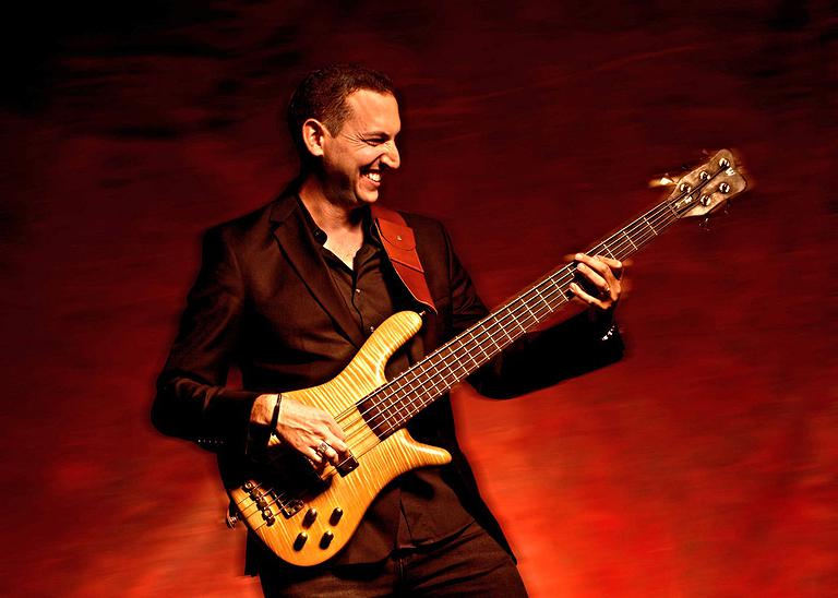 Fernando K with guitar