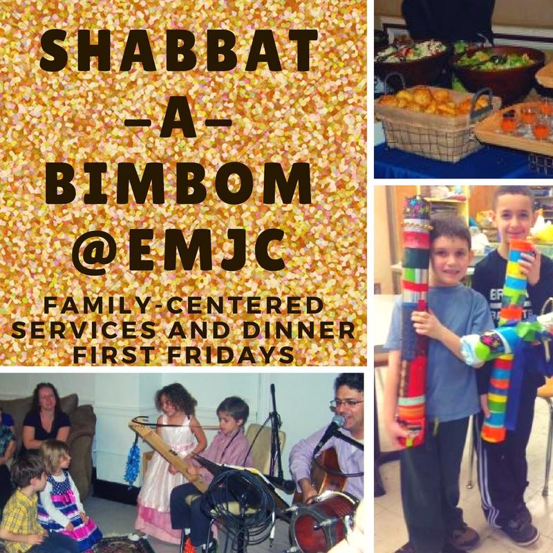 Shabbat-a-BimBom 2016-17